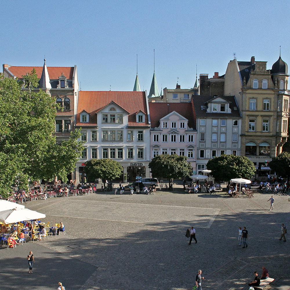 Stadtzentrum Braunschweig