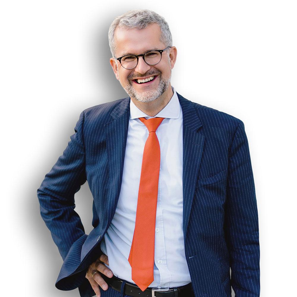 Dr. Fritz Audebert ICUnet CEO